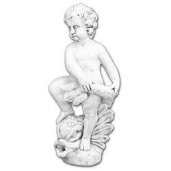 Figura ogrodowa betonowa Dziecko 83cm