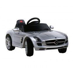 Samochód mercedes sls amg + pilot silver, marki Arti