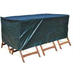 H&g Pokrowiec na meble ogrodowe 200 x 125 x 85 cm (5902425322536)