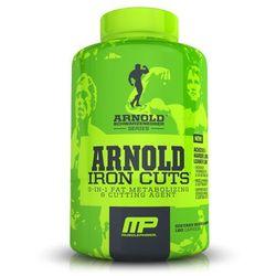 Arnold Schwarzenegger Series Iron Cuts 120kap - oferta (153f467ad7f542b9)