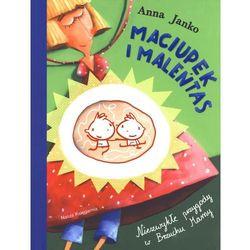 Maciupek i Maleńtas. Niezwykłe przygody w Brzuchu Mamy (ISBN 9788310120403)