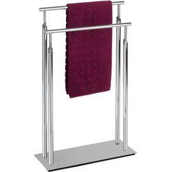 Łazienkowy stojak na ręczniki LISBOA - 2 ramienny, WENKO
