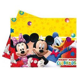 Procos Obrus urodzinowy myszka mickey - 120 x 180 cm - 1 szt. (5201184815113)