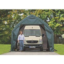 Namiot garażowy ShelterLogic 4 x 6,1 m zielony (6775990627301)