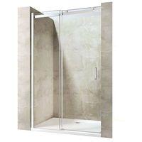 Drzwi prysznicowe przesuwne 8801 150 cm AQUA LINE