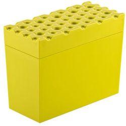 Pojemnik na pieczywo chrupkie Koziol Brod Yellow - produkt z kategorii- Chlebaki