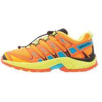 Salomon XA PRO 3D Obuwie do biegania Szlak bright marigold/flame/lime punch, towar z kategorii: Buty sportowe