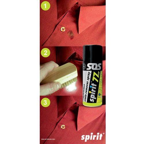 Odplamiacz SPIRIT 77 MAX - spray 400 ml, marki Spirit do zakupu w strima.com