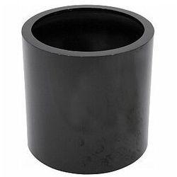 Europalms LEICHTSIN TOWER-50, shiny-black, Doniczka