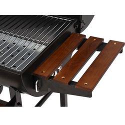 Lund Grill węglowy z pokrywą, ruszt 71x34,5cm 99586 - zyskaj rabat 30 zł (5906083033612)