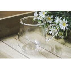 GIARDINO HOME Kubek szklany z podwójnymi ściankami 150 ml