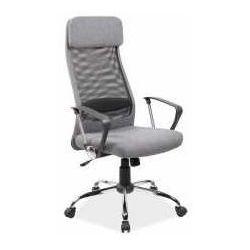 Fotel Q-345 szary - ZADZWOŃ I ZŁAP RABAT DO -10%! TELEFON: 601-892-200, SM F Q012_20170402161830