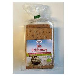 Chleb chrupki BIO orkiszowy pełnoziarnisty 150g Benus (pieczywo)
