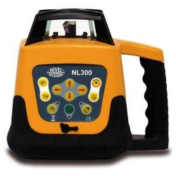 Niwelator laserowy Nivel System NL300 + statyw + łata z kategorii Niwelatory