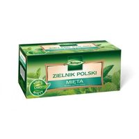 Herbata eksp. HERBAPOL Zielnik 20t. - mięta (ziołowa herbata)