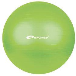 Piłka gimnastyczna SPOKEY Fitball Zielona 65cm