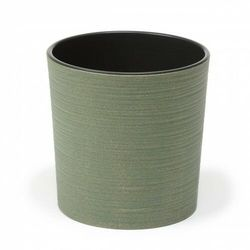 Donica malwa eco 25 cm dłuto zielona 105/177-3 marki Lamela