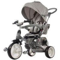 Rowerek trójkołowy Little Tiger szary Sun Baby J01.007.1.6