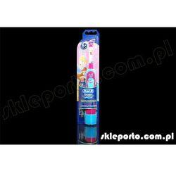 braun stages power szczoteczka na baterie dla dzieci - dziewczynki, marki Oral-b