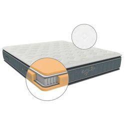 Enzio Materac odpowiedni do łóżek typu boxspring, dwa odczucia twardości atlanta 2.0, 90x200 cm