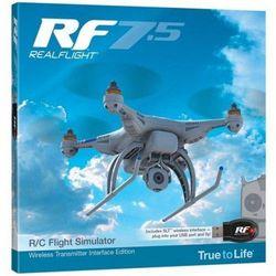 Symulator Realflight RF7.5 SLT Wireless Transmitter Interface Edition, kup u jednego z partnerów