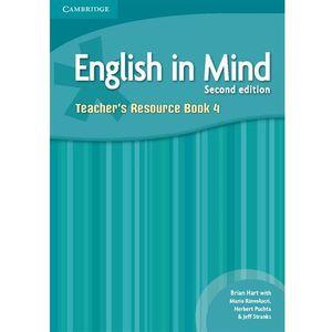 English in Mind 4. Teacher's Resource Book, Cambridge University Press