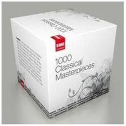 Różni Wykonawcy - 1000 CLASSICAL MASTERPIECES (LIMITED) - produkt z kategorii- Pozostała muzyka rozrywkowa