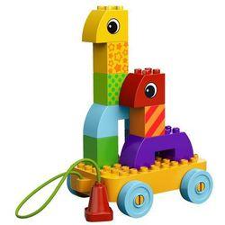 Lego Duplo KREATYWNY POJAZD DO CIĄ 10554 (dziecięce klocki)