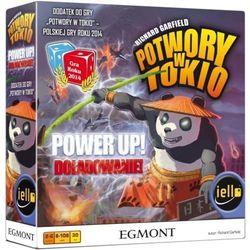 Potwory w tokio: power up! doładowanie od producenta Egmont