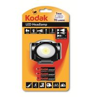 Latarka czołowa  led headlamp 5-watt/300 lumens marki Kodak
