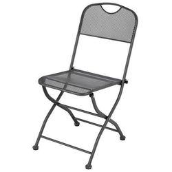 Rojaplast krzesło składane zwmc-45 metalowe (8595226707991)