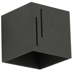 Kinkiet Quado MODERN B czarny - Czarny