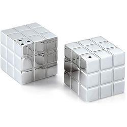 Solniczka i pieprzniczka Cube Philippi