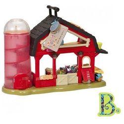 B. Toys Interaktywna zagroda - stodoła z odgłosami zwierząt