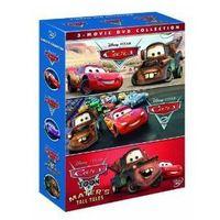 Auta. Kolekcja. (DVD) - John Lasseter, Rob Gibbs, Victor Navone (7321917501156)
