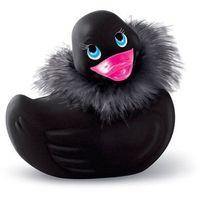 Big teaze boys I rub my duckie - najsłynniejszy wododporny stymulator kaczuszka elegantka czarna podróżna