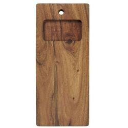 Ib Laursen - Deska do krojenia średnia z drzewa akacjowego