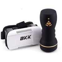 Zestaw do masturbacji w cyberprzestrzeni - BKK Virtual Reality Masturbation Device