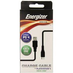 Kabel USB ENERGIZER do ładowania PDP PS4 / Xbox One + Zamów z DOSTAWĄ W PONIEDZIAŁEK!