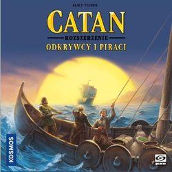 Galakta, Catan, Odkrywcy i Piraci, gra towarzyska - produkt z kategorii- Gry planszowe