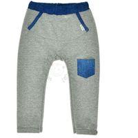 Spodnie dresowe z obniżonym krokiem  marki Chrisma