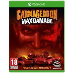 Gra Carmageddon Max Damage