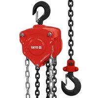 Wciągnik łańcuchowy 3,0 t / yt-58954 /  - zyskaj rabat 30 zł marki Yato