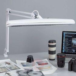 Lampka na biurko MAUL Atelier 3x14W - biała