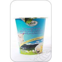 : jogurt kozi waniliowy bio - 125 g wyprodukowany przez Leeb vital