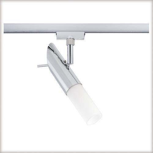 URail Pherus spot do szyn 1x9W E14 chrom, produkt marki Paulmann