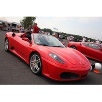 Jazda za kierownicą Ferrari F430 Cabrio – Tor Jastrząb
