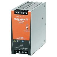 Zasilacz na szynę DIN Weidmueller CP M SNT3 250W 24V 10A, 8951400000, 24 V/DC, 10 A, 240 W, 1 x (403224874261