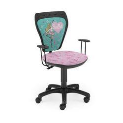 krzesło dziecięce Ministyle Barbie Baletnica BL