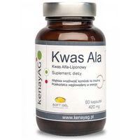 Kenay ag Kwas alfa liponowy 100mg 60 kaps.